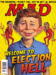 Go to MAD Magazine #517 • USA • 1st Edition - New York