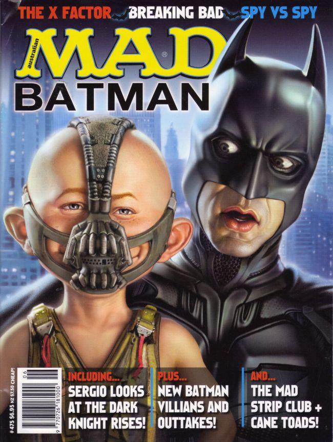 MAD Magazine #475 • Australia