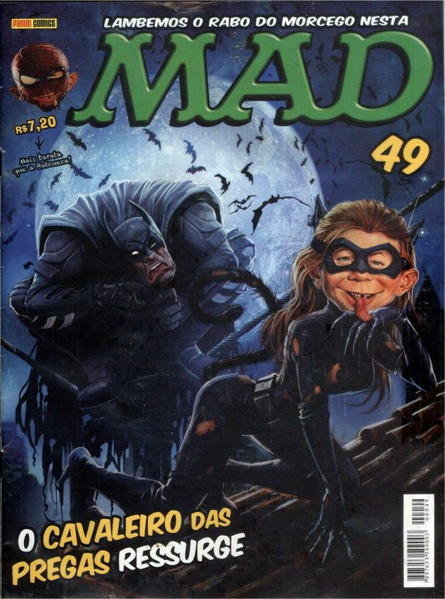 MAD Magazine #49 • Brasil • 4th Edition - Panini