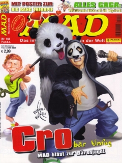 Go to MAD Magazine #148 • Germany • 2nd Edition - Dino/Panini