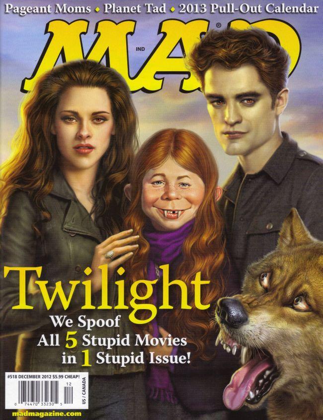 MAD Magazine #518 • USA • 1st Edition - New York