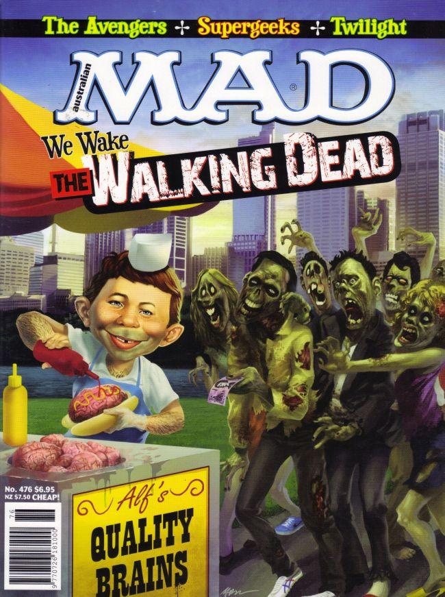 MAD Magazine #476 • Australia