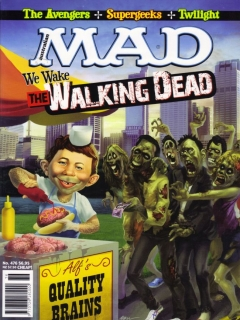 Go to MAD Magazine #476 • Australia