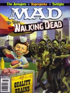 Go to MAD Magazine #476 • Australia