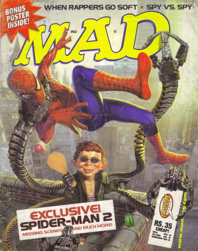 MAD Magazine #49 • India