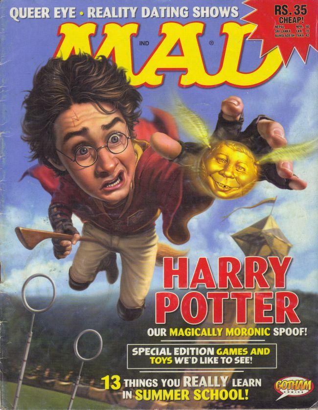 MAD Magazine #50 • India