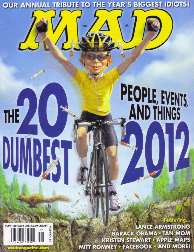 MAD Magazine #519 • USA • 1st Edition - New York