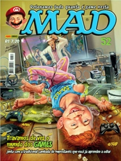 Go to MAD Magazine #52 • Brasil • 4th Edition - Panini