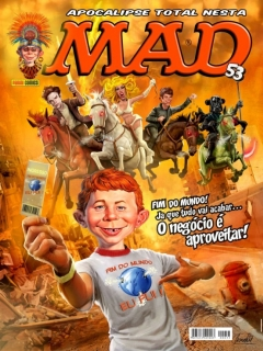 Go to MAD Magazine #53 • Brasil • 4th Edition - Panini
