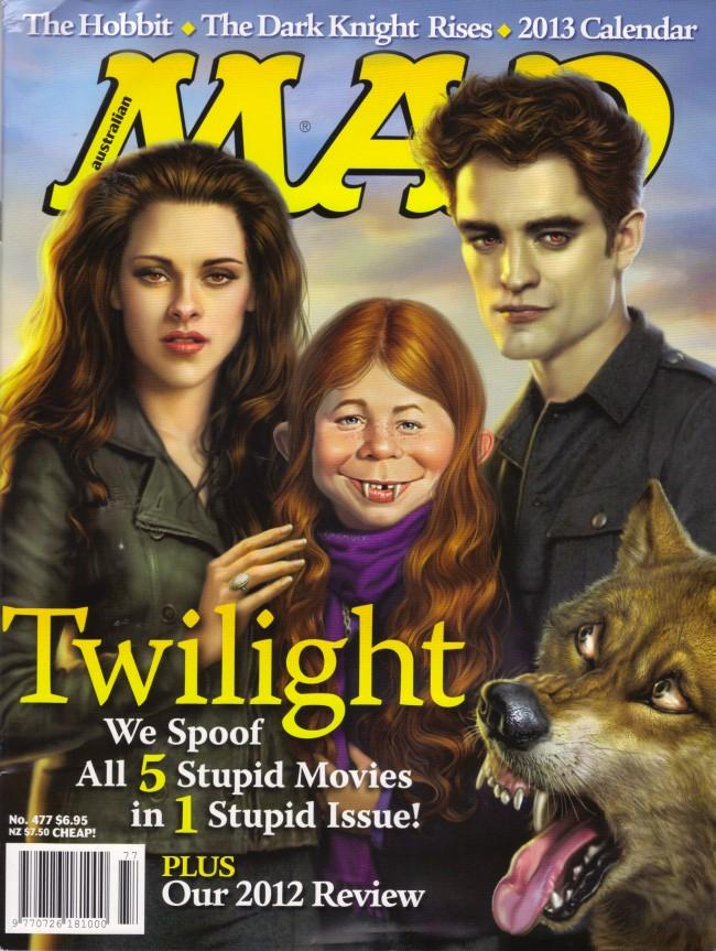 MAD Magazine #477 • Australia