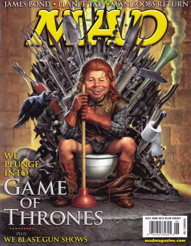 MAD Magazine #521 • USA • 1st Edition - New York
