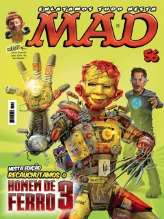 MAD Magazine #56 • Brasil • 4th Edition - Panini