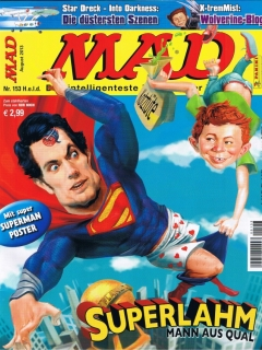 Go to MAD Magazine #153 • Germany • 2nd Edition - Dino/Panini