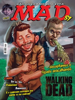 Go to MAD Magazine #57 • Brasil • 4th Edition - Panini