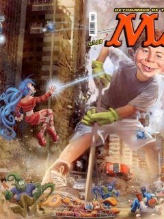 Go to MAD Magazine #58 • Brasil • 4th Edition - Panini