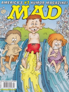 Go to MAD Magazine #522 • USA • 1st Edition - New York