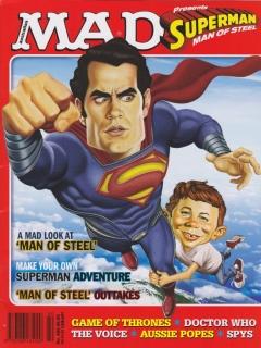 Go to MAD Magazine #480 • Australia