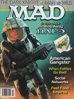 MAD Magazine #440 (Australia)