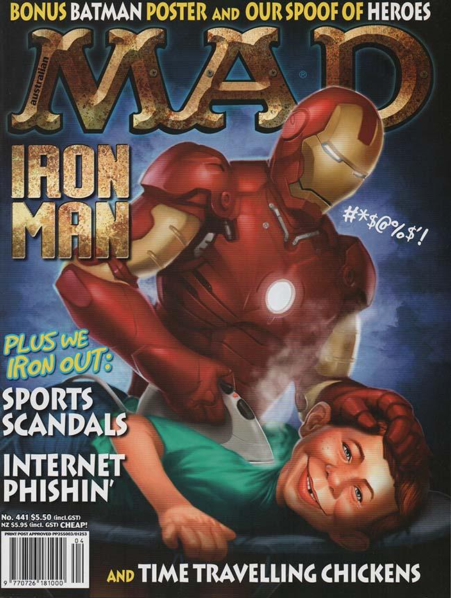 MAD Magazine #441 • Australia