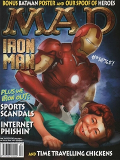 Go to MAD Magazine #441 • Australia