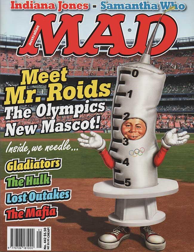 MAD Magazine #442 • Australia