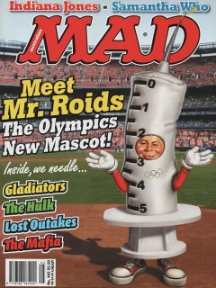 Go to MAD Magazine #442 • Australia