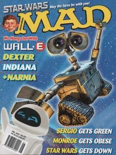 Go to MAD Magazine #443 • Australia