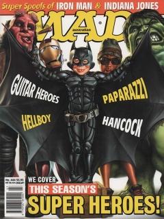 Go to MAD Magazine #444 • Australia