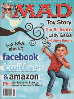 Go to MAD Magazine #459 • Australia