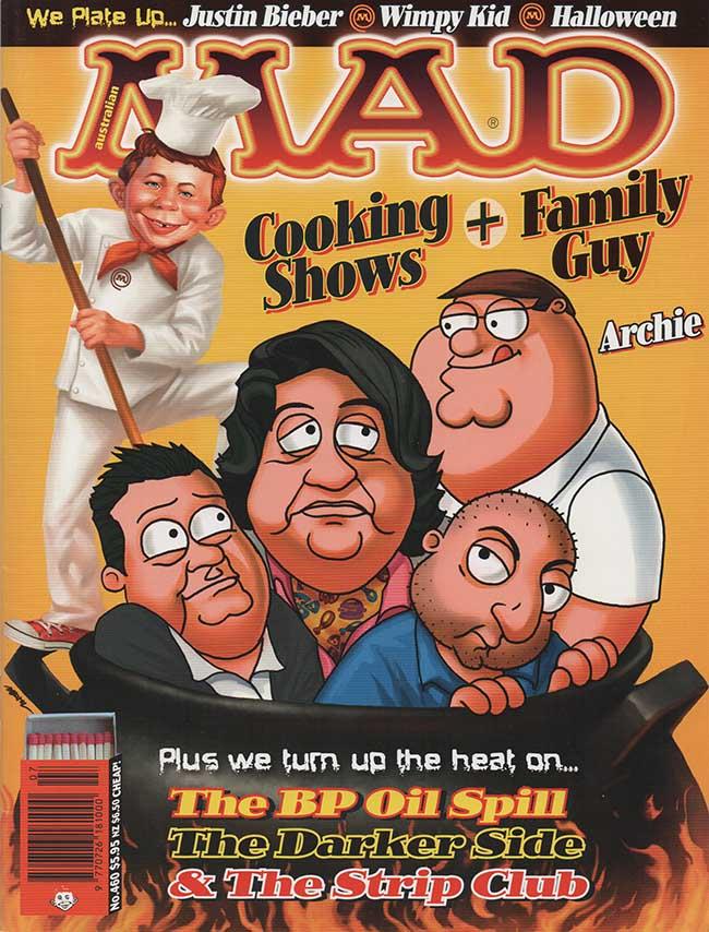 MAD Magazine #460 • Australia