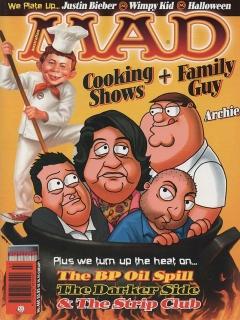 Go to MAD Magazine #460 • Australia