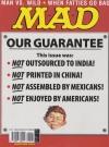 Image of MAD Magazine #421