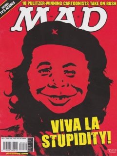 Go to MAD Magazine #422 • South Africa