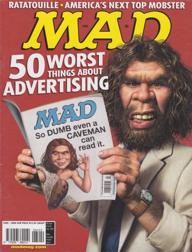 MAD Magazine #420 • South Africa