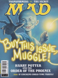 Go to MAD Magazine #419