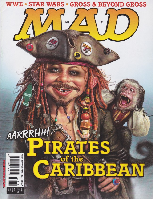 MAD Magazine #418 • South Africa