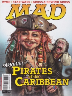 Go to MAD Magazine #418