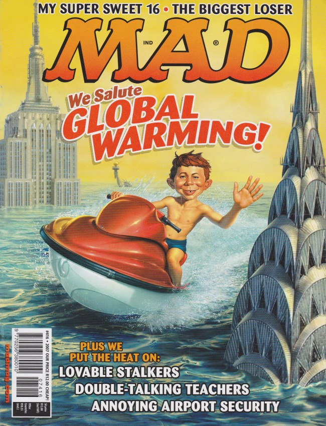 MAD Magazine #416 • South Africa