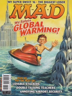 Go to MAD Magazine #416