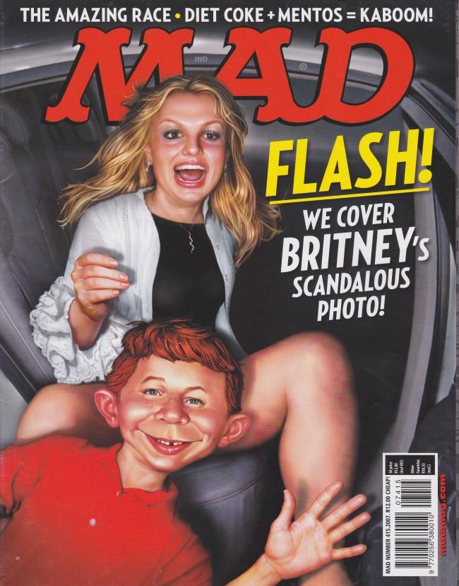 MAD Magazine #415 • South Africa