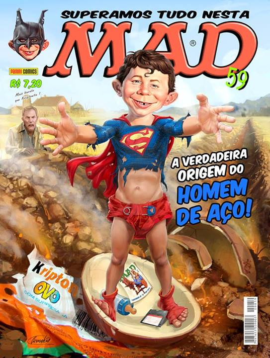 MAD Magazine #59 • Brasil • 4th Edition - Panini