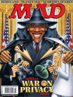 Go to MAD Magazine #523