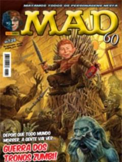 Go to MAD Magazine #60 • Brasil • 4th Edition - Panini