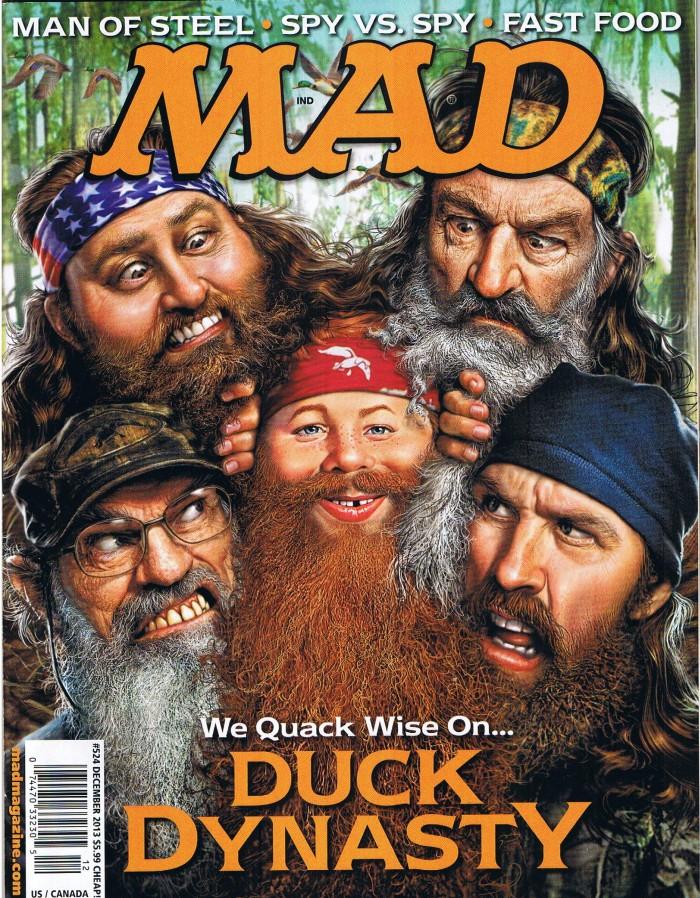 MAD Magazine #524 • USA • 1st Edition - New York