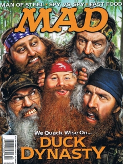 Go to MAD Magazine #524