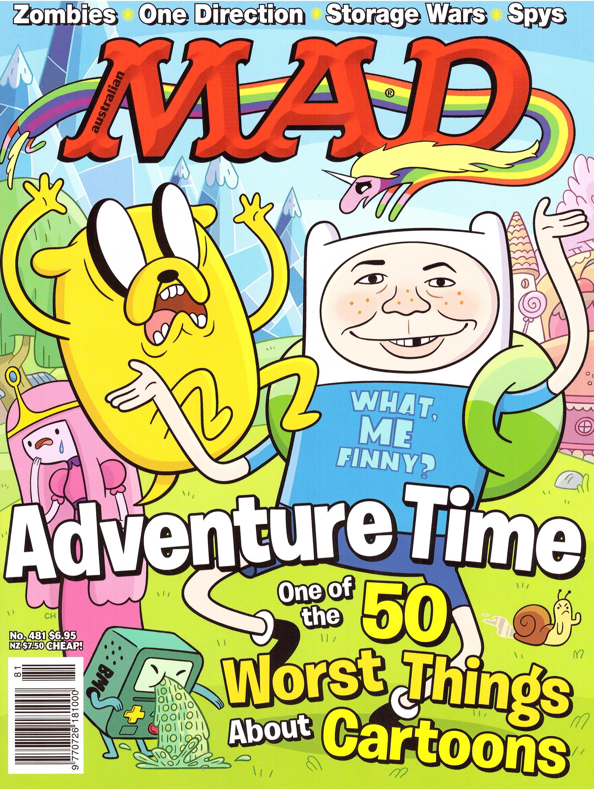 MAD Magazine #481 • Australia