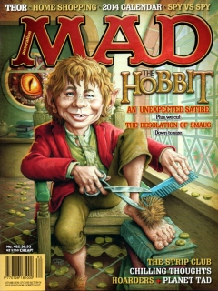 Go to MAD Magazine #482 • Australia