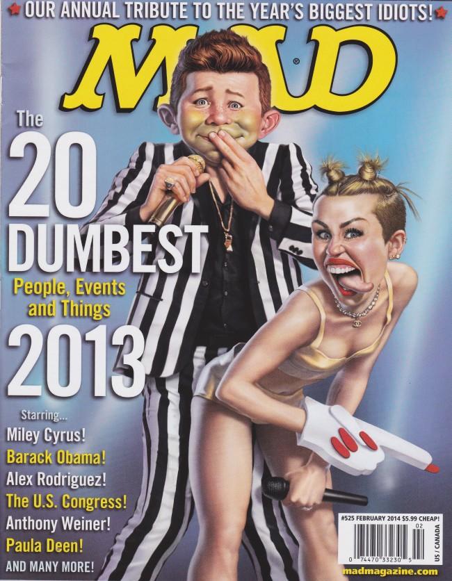 MAD Magazine #525 • USA • 1st Edition - New York