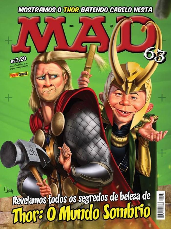 MAD Magazine #63 • Brasil • 4th Edition - Panini