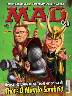 MAD Magazine #63 • Brasil • 4th Edition - Panini